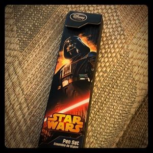 Star Wars pen set